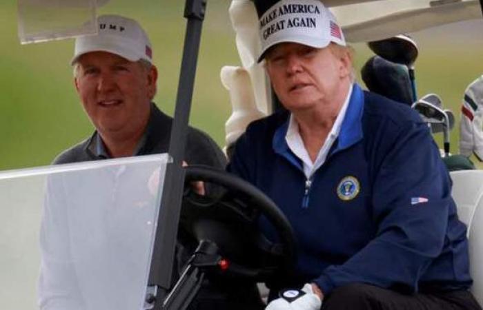 مشرعون إسكتلنديون يطالبون الحكومة بالتحقيق مع ترامب حول شرائه ملعبين للجولف