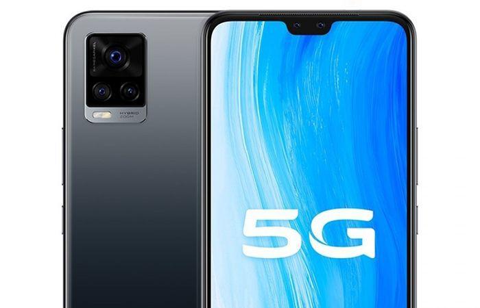 الإعلان الرسمي عن هاتف vivo S7t برقاقة Dimensity 820 وسعر 400 دولار