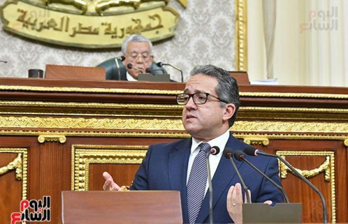 وزير الآثار يكشف لمجلس النواب إجراءات الحكومة لدعم قطاع السياحة بمواجهة كورونا