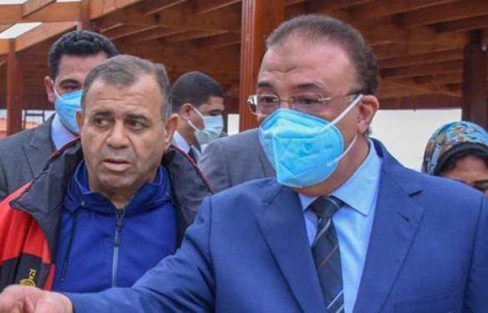 محافظ الإسكندرية: إتاحة 42 خدمة إلكترونية بـ5 أحياء