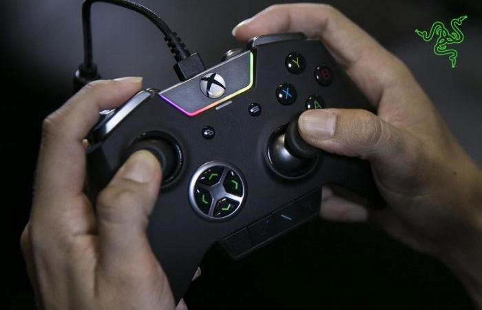 تخطو RAZER نحو مستقبل ألعاب الأجهزة المنزلية مع XBOX SERIES X   S