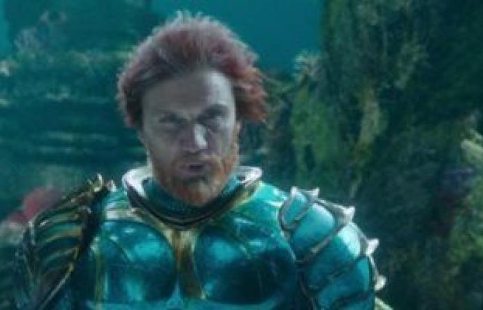 دولف لوندجرين بطل Aquaman يكشف عن موعد تصوير الجزء الثانى من العمل