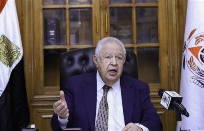 نقيب المحامين يخاطب رئيسي مجلسي النواب والشيوخ بشأن «أكاديمية المحاماة»