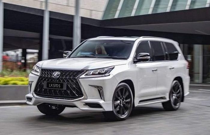 """مجلة يابانية: لكزس تسعى لمنافسة لاندكروزر بسيارتها الجديدة """"LX"""""""