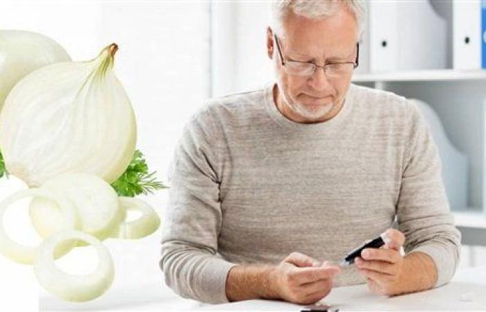 كنز صحي.. فوائد تناول البصل الأبيض يوميا لمرضى السكري