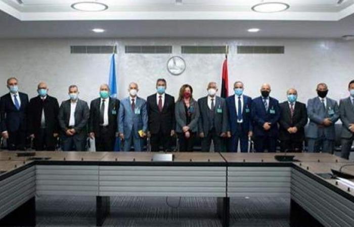 العسكرية الليبية المشتركة تحدد 10 فبراير لإخراج المرتزقة ونزع الألغام