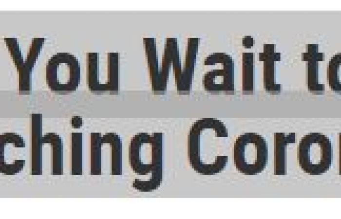 ما هى المدة التى يجب أن تنتظرها للحصول على لقاح كورونا بعد الإصابة بالفيروس
