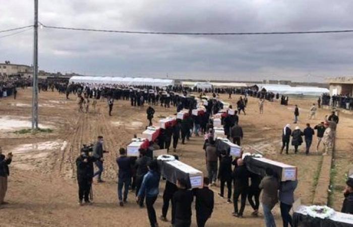 حكاية مجزرة كوجو.. دفن رفات 104 عراقيين بعد 6 سنوات من قتلهم