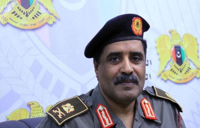 """الجيش الليبي يهنئ """"المنفي ودبيبة"""" ويصفهما بالشخصيات الوطنية"""