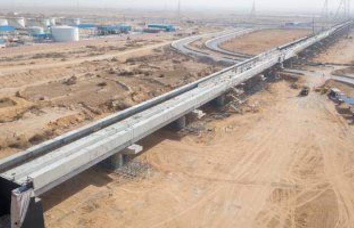 تنفيذ 78% من المرحلتين الأولى والثانية للقطار الكهربائى السلام ـ العاصمة الإدارية