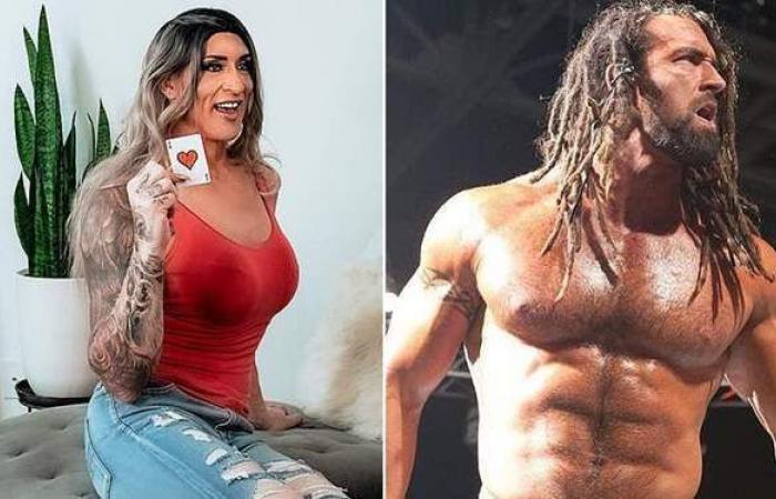 بعد تحوله جنسيا.. صورة المصارع جابي توفت تشعل السوشيال ميديا