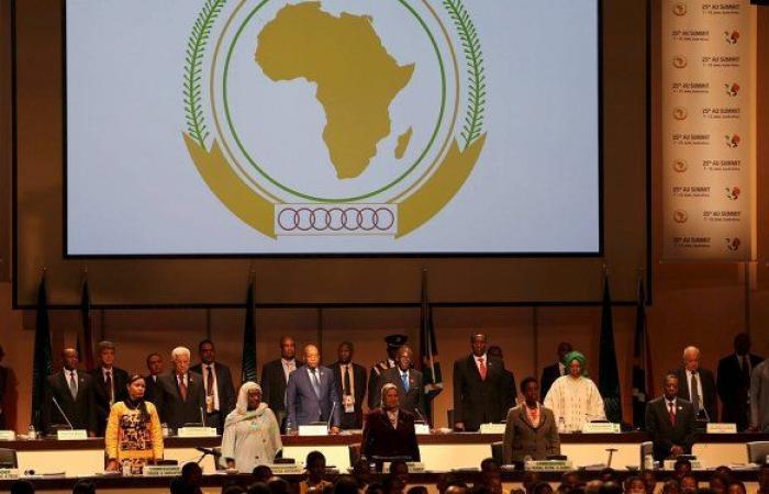 انطلاق قمة الاتحاد الأفريقي الـ34 في أديس أبابا افتراضيا