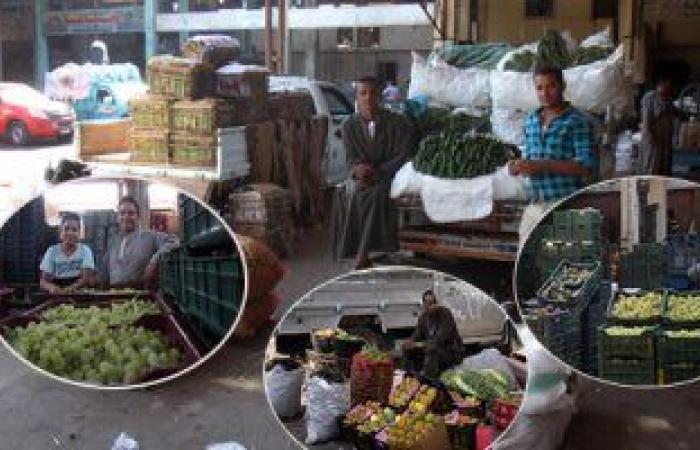 تجار سوق الجملة بأكتوبر: محافظ الجيزة وعدنا بالقضاء على الأسواق العشوائية ولم يفعل
