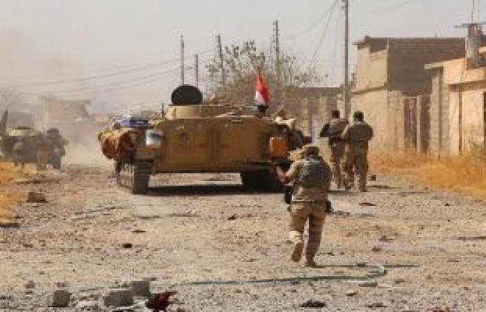 """الاستخبارات العراقية تضبط مخزن العتاد الرئيس لـ""""داعش"""" بالأنبار غربى البلاد"""