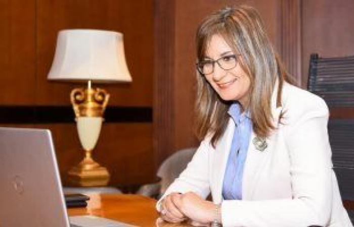 """وزيرة الهجرة تفتتح معسكر مبادرة """"اتكلم عربي"""" لأطفال المصريين في بولندا"""