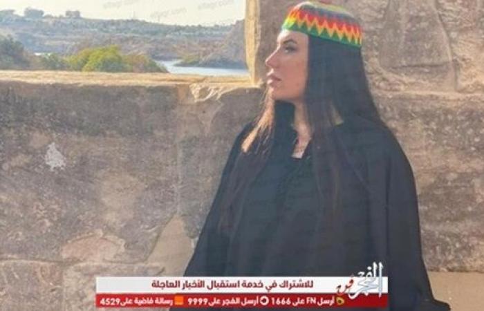 """بطاقية بكار.. عبير صبري تبهر جمهورها بكواليس تصوير """"موسى"""""""