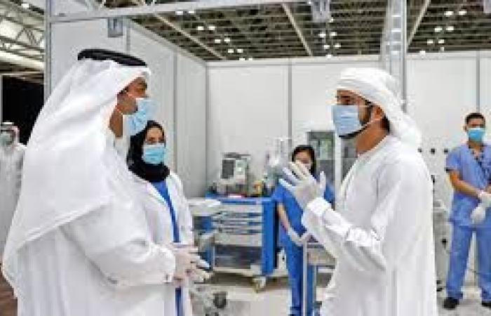 الإمارات تسجل 3093 إصابة جديدة بـ كورونا