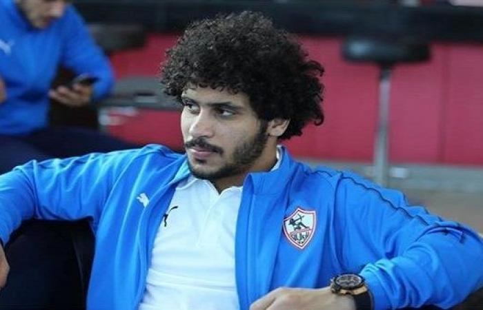 الزمالك يكشف عن سبب تغيير عبد الله جمعة أمام الاتحاد السكندري