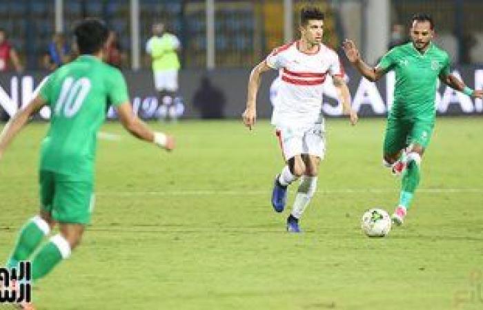 الزمالك يصطدم بالاتحاد السكندري المنتشى فى أول مباراة باستاد القاهرة