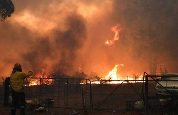 بعد أسبوع.. ولاية أسترالية تسيطر عل حرائق دمرت عشرات المنازل