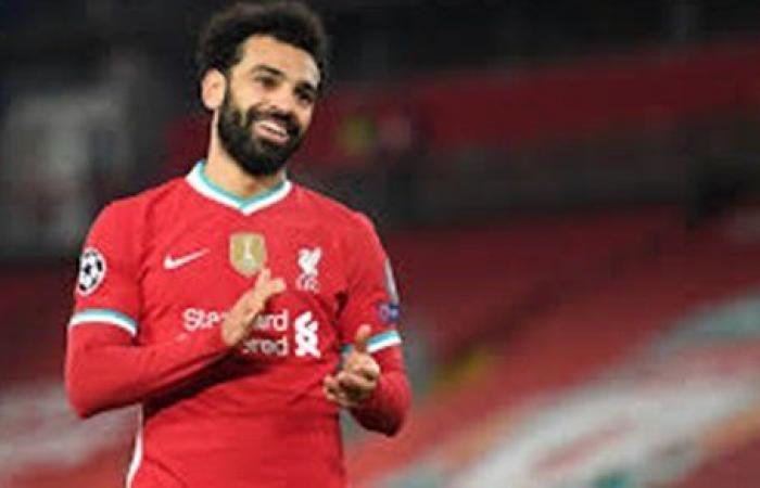 محمد صلاح يتعادل لـ ليفربول في شباك مانشستر سيتي من ركلة جزاء