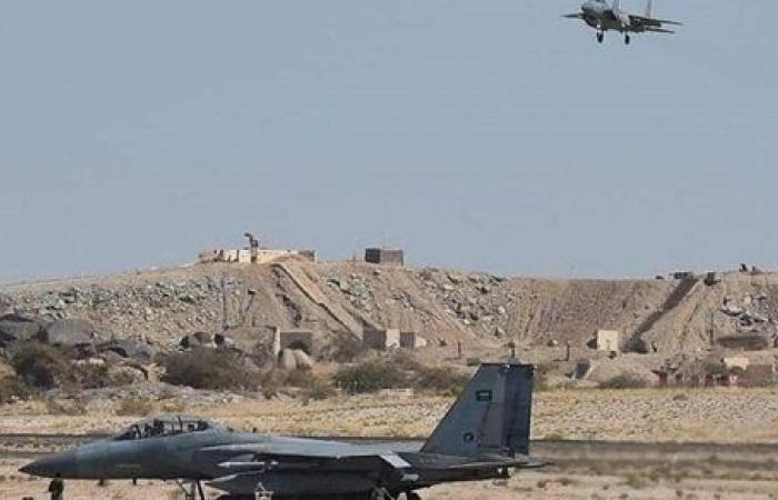 التحالف: تدمير طائرة مسيرة مفخخة أطلقتها ميليشيا الحوثي نحو السعودية