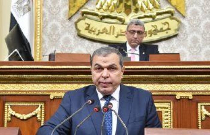 """""""قوى النواب"""" تنتهى من مناقشة بيان وزير القوى العاملة تمهيدا لإعداد تقريرها"""