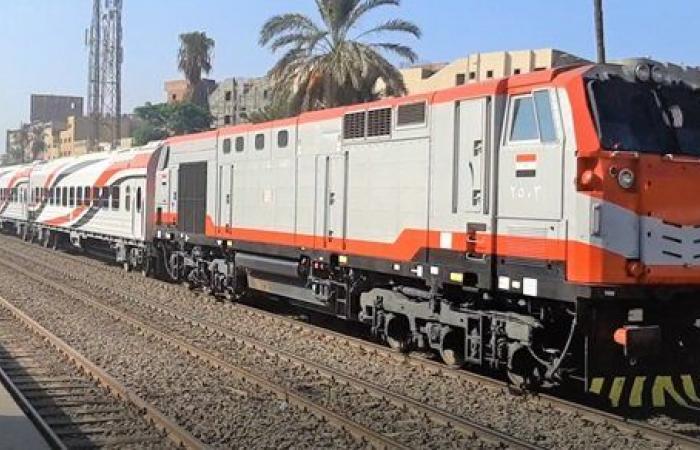 تعرف على مواعيد قطارات السكة الحديد وتأخيراتها المتوقعة اليوم الأحد