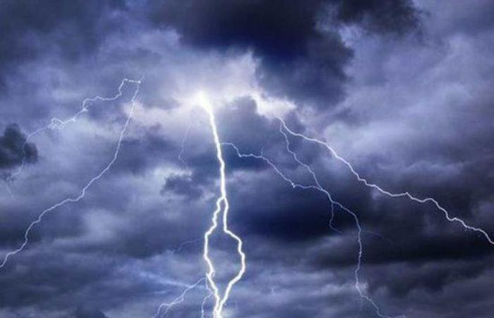 «الأرصاد» عن طقس الاثنين: أمطار رعدية مصحوبة برياح نشطة على بعض المناطق