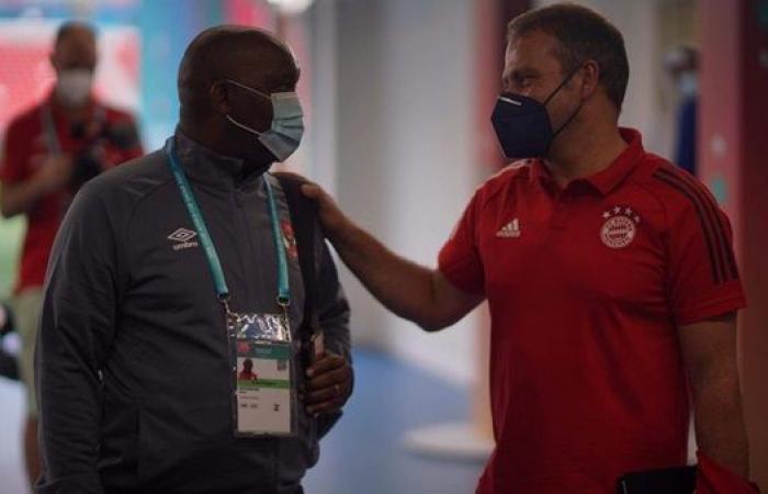 موسيماني يلتقي «هانز فيليك» في ملعب أحمد بن علي