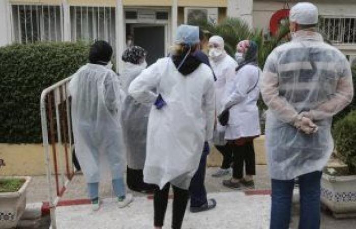 الجزائر تسجل 236 إصابة بكورونا و3 حالات وفاة فى يوم واحد