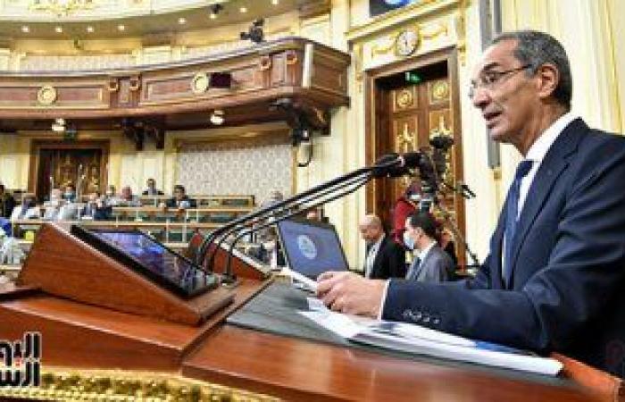 وزير الاتصالات يكشف خطة رفع كفاءة البنية التحتية فى قرى مبادرة حياة كريمة