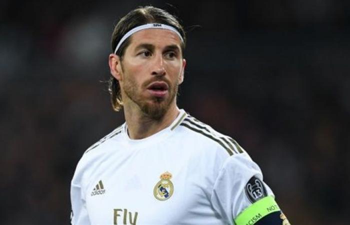 نتائج ريال مدريد في غياب راموس