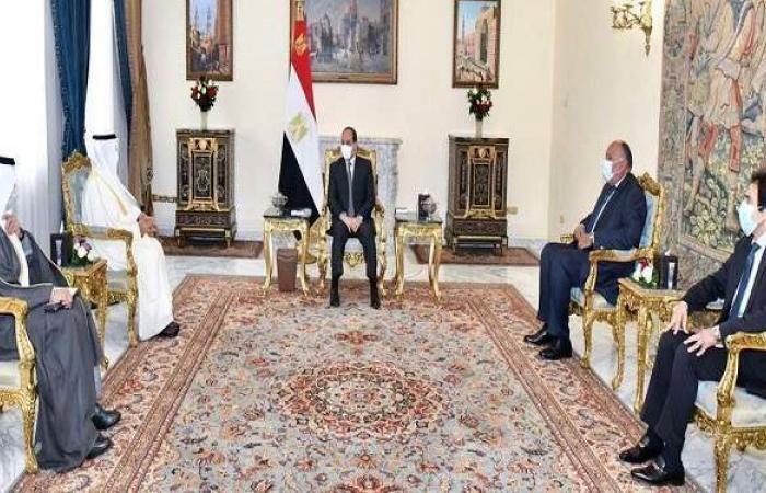 أمين «التعاون الخليجي» يشيد بدور مصر في حماية الأمن القومي العربي
