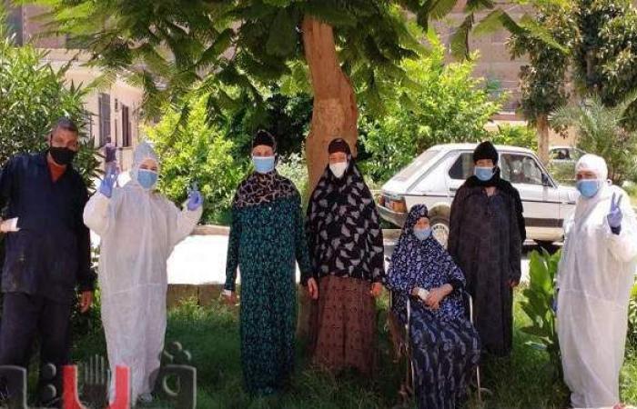 تعافي وخروج 35 مصابا بكورونا من مستشفيات الغربية