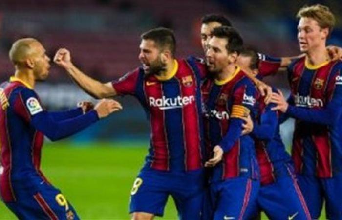 الدوري الإسباني.. موعد مباراة برشلونة ضد ريال بيتيس والقناة الناقلة