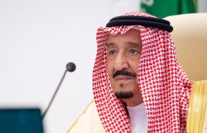 الملك سلمان يوجه رسالة للجمارك السعودية