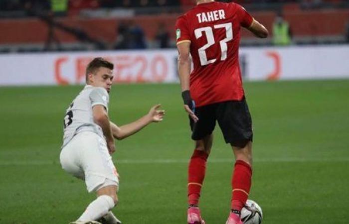 طاهر وديانج يخضعان لاختبار منشطات عقب مباراة بايرن ميونيخ