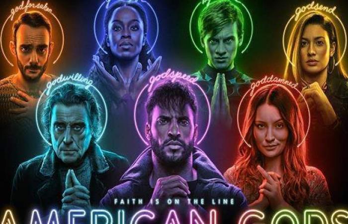 بعد تصدره قائمة الأعلى مشاهدة.. أبرز أحداث الموسم الثالث من American Gods