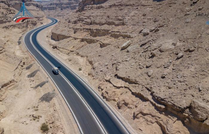 تعرف على طريق أسيوط سوهاج شرق النيل بالمرحلة الثالثة من المشروع القومى للطرق