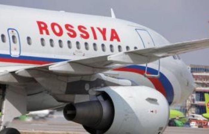 """""""إيروفلوت"""" الروسية تعلن زيادة عدد الرحلات الجوية إلى القاهرة"""