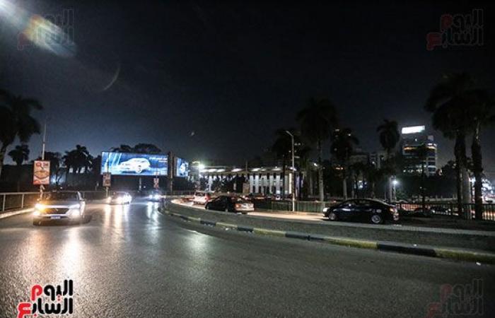 شوارع مصر خالية فى ليلة الأهلى وبايرن ميونخ بكأس العام للأندية.. صور