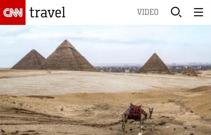 موقع CNN Travel يختار مصر كأحد الوجهات التى يمكن السفر إليها أثناء أزمة كورونا