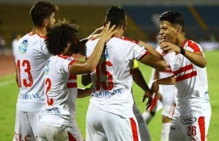 موعد مباراة الزمالك القادمة في الدوري المصري الممتاز