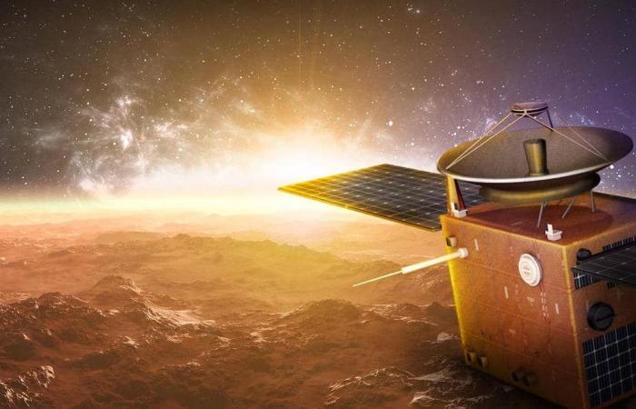 """بعد تعليق السيسي.. القصة الكاملة لرحلة """"مسبار الأمل"""" من الأرض إلى المريخ"""