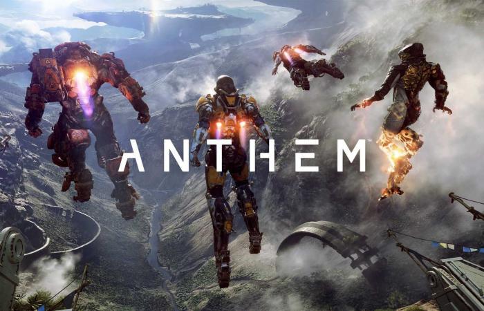 شائعة: مصير لعبة Anthem يتحدد الأسبوع الجاري وقد تنتهي إلى الأبد.