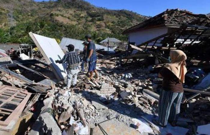 زلزال بقوة 5.7 درجة يضرب بابوا غينيا الجديدة