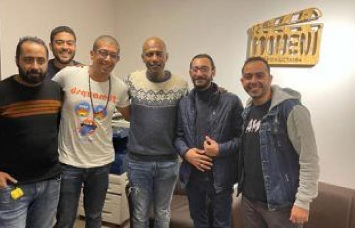 """أسرة فيلم """"آل هارون"""" تضم الفنان أمير صلاح الدين رسميا"""