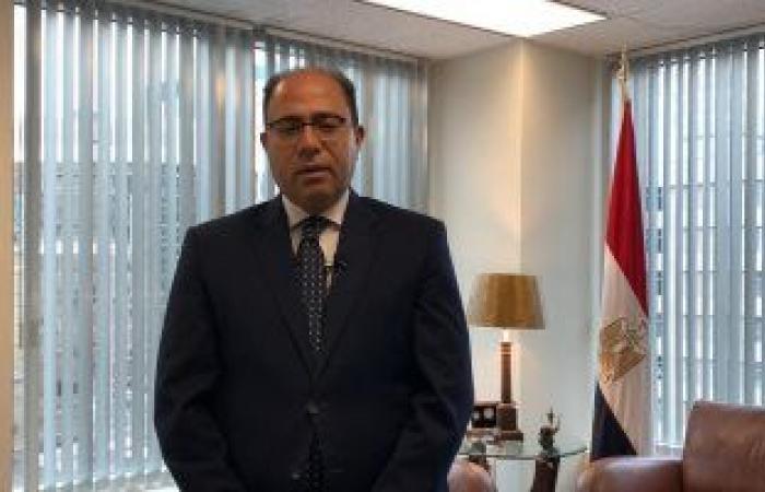 السفير أحمد أبو زيد: كورونا تسببت فى فقدان 220 ألف فرصة عمل بكندا