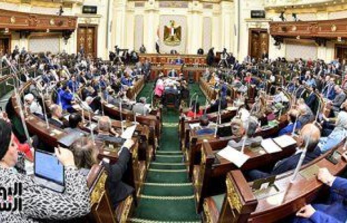 """""""القوى العاملة"""" بالنواب توصى بسرعة تقديم مشروع قانون الهجرة ورعاية المصريين بالخارج"""